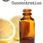7 Essential Oils for Concentration