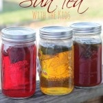 How to Make Sun Tea with Kids
