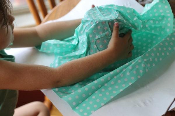 tissue paper pot2