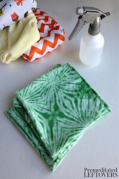 Cloth Baby Wipes Tutorial