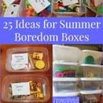 summer boredom boxes