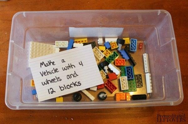 lego challenge box