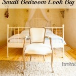 5 Tips For Making Your Small Bedroom Look Big