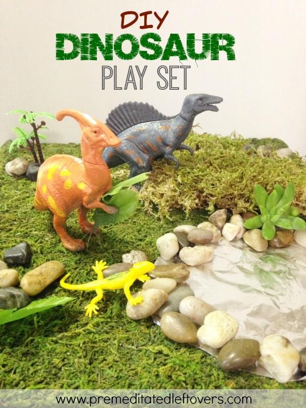 Dino Spiel