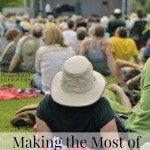 Making the Most of Free Concerts in the Park