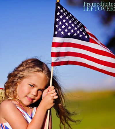 activities to teach your child about Memorial Day