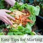 Easy Tips for Starting a Compost Pile