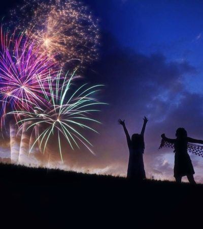Northern Nevada Fireworks Displays