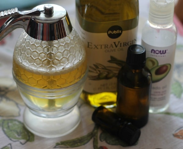 hot oil treatment ingredients