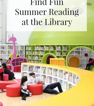 Washoe County Summer Reading Program