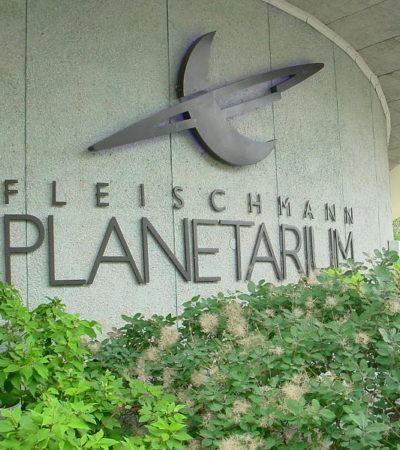 Free Activities at Fleischmann Planetarium