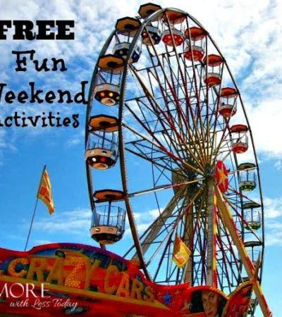 Free Weekend Events Across America