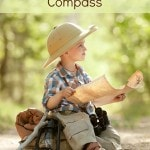 Teaching Kids How to Read a Map and Use a Compass
