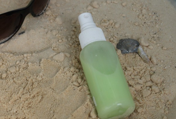 How to Make After Sun Spray