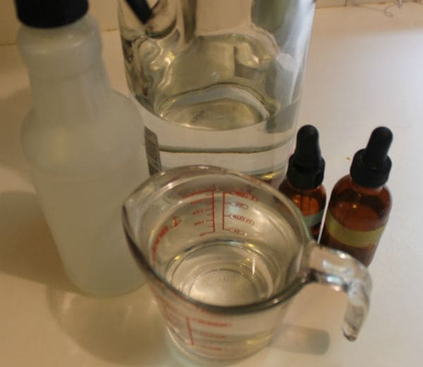 homemade air freshener spray ingredients