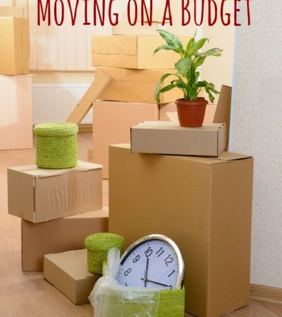 5 Tips for Moving on a Budget