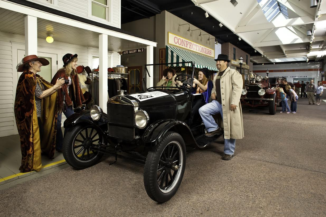 National Automobile Museum in Reno, Nevada - Looking for something fun to do with the kids year round? Visit the National Automobile Museum in Reno, Nevada!