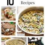 10 Savory Mushroom Recipes