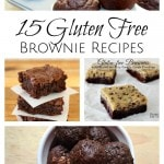 15 Gluten Free Brownie Recipes