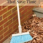 7 Fall Cleaning Tips That Save Time