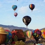 The Great Reno Balloon Races 2015