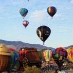 The Great Reno Balloon Races 2015