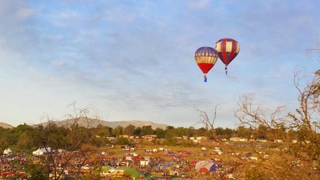 The Great Reno Balloon Races