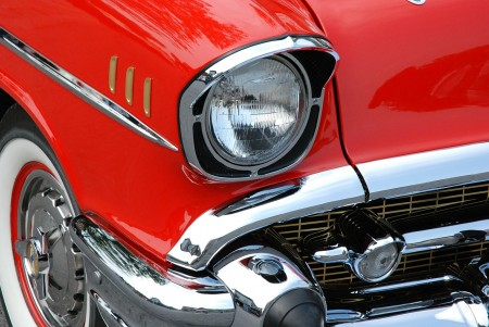 Hot August Nights classic Cars