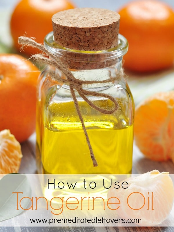 How to Use Tangerine Oil- Here are some ways tangerine oil can boost your immune system and help you feel more alert. This citrus oil also smells wonderful!