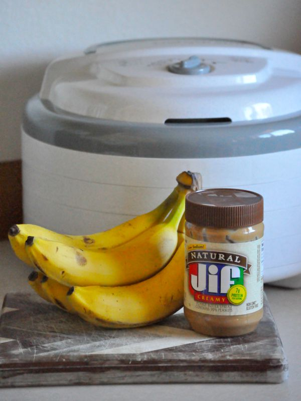 Peanut Butter Banana Chips ingredients