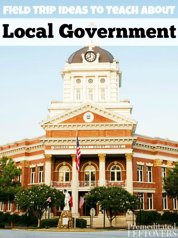 Field Trip Ideas to Teach About Local Government- Teach kids about local government by helping them witness it first-hand. Here are a few local trip ideas.