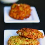 Zucchini Fritters Recipe from Good Cheap Eats Dinner in 30 Minutes (or Less!)