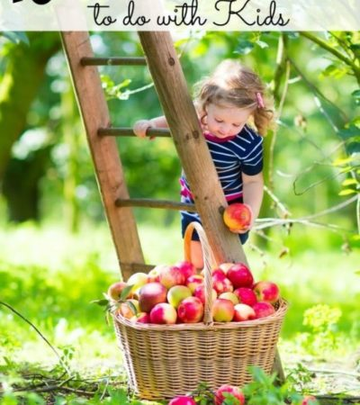 10 Fall Activities to Do with Kids