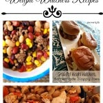 15 Slow Cooker Weight Watchers Recipes- Plan a healthy meal with these delicious slow cooker recipes. The Weight Watchers points are included for each one!