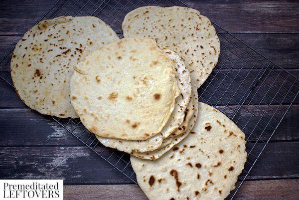 Homemade Flour Tortilla Recipe final