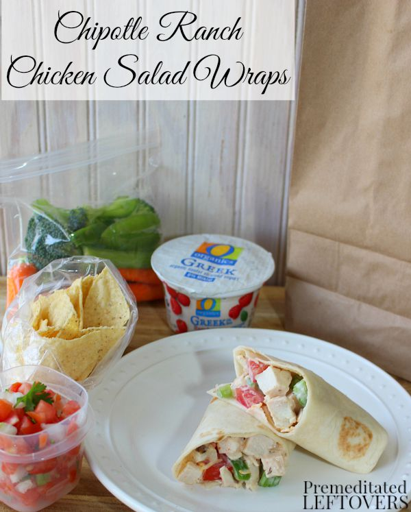 Healthy School Lunches with O Organics