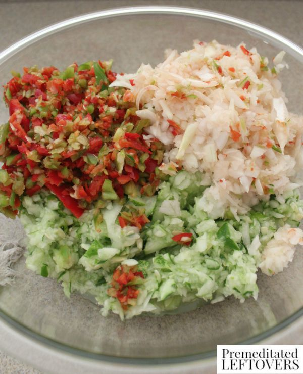 Sweet Pickle Relish Canning Recipe