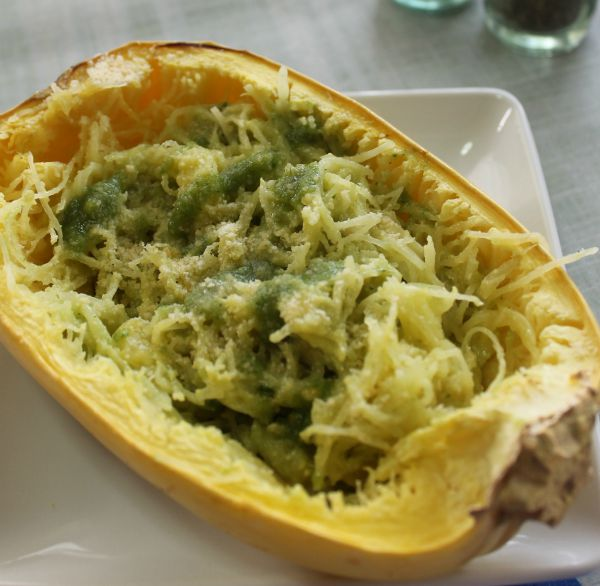 Pesto Spaghetti Squash final