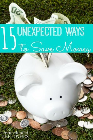 15 Unexpected Ways to Save Money in Your Daily Life- Are you stuck on your money saving journey? Identify more ways to cut expenses with these frugal tips.