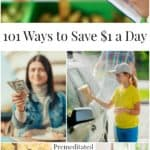 101 ways to save a dollar a day