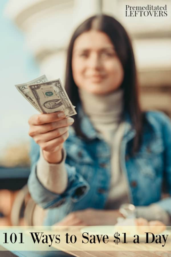 Save a dollar a day by paying with cash instead of credit card