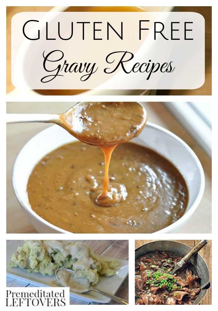 Gluten-Free Gravy Recipes- Making gluten-free gravy is not as hard ...