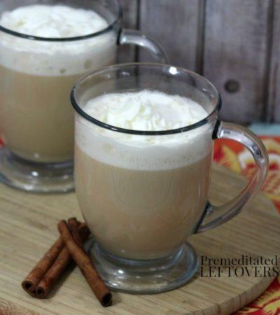 Pumpkin Spice Chai Latte Recipe