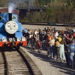 Ride Thomas the Tank Engine in Virginia City