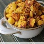 Roasted Acorn Squash Recipe with Rosemary and Garlic