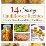 14 Savory Cauliflower Recipes