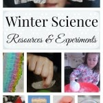Winter Science Resources and Experiments- Teach kids about Winter with these educational resources. They include snow and ice experiments, videos, and more.