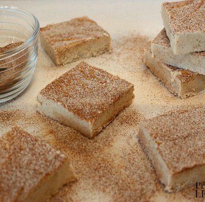 homemade snickerdoodle fudge recipe