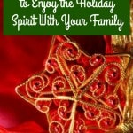 100 Frugal Ways to Enjoy the Holiday Spirit With Your Family- Get back to the true meaning of the holidays with these frugal and family-friendly activities.