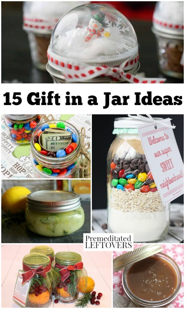 15 Gift In A Jar Ideas Including Homemade Treats And Fun Activities